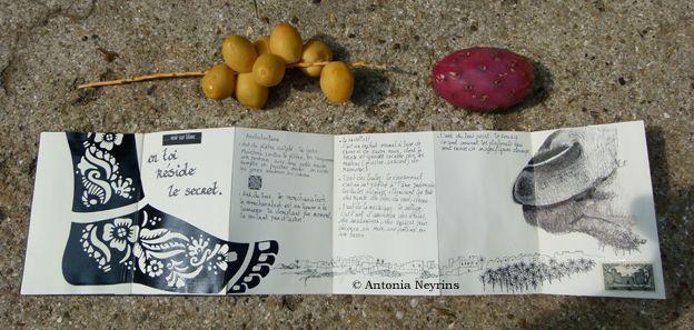 Les carnets de voyage d'Antonia Neyrins: Stages de carnets de voyage