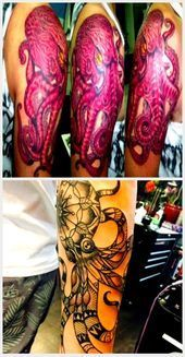 Megenta octopus tattoo Megenta octopus tattoo, #Megenta #Octopus #Tattoo Th ... -  Megenta octopus tattoo Megenta octopus tattoo,  #Megenta #Octopus #Tattoo    This image has got 0 r - #compasstattoo #flowertattoo #megenta #moontattoo #naturetattoo #octopus #snaketattoo #tattoo #tattooantebrazo #tinytattoo #traditionaltattoo #treetattoo #watercolortattoo