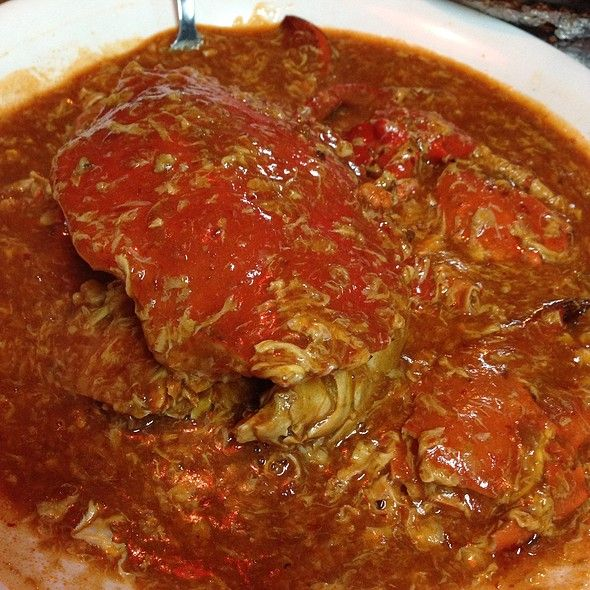Chili Crab @ No Signboard Seafood Restaurant