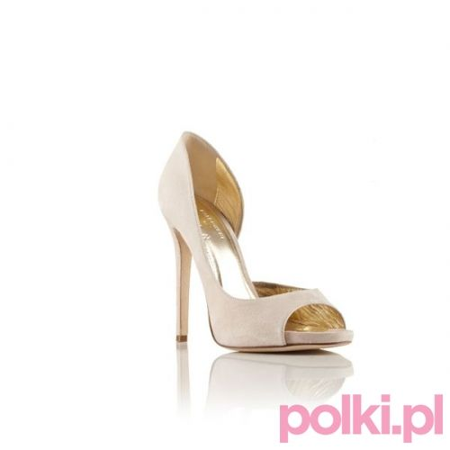 Bezowe Szpilki Peep Toe Baldowski By Zien Polkipl Buty Shoes Baldowski Zien Shoes Spring Summer Shoes Stiletto Heels