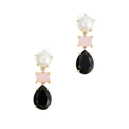 J.Crew opera earrings
