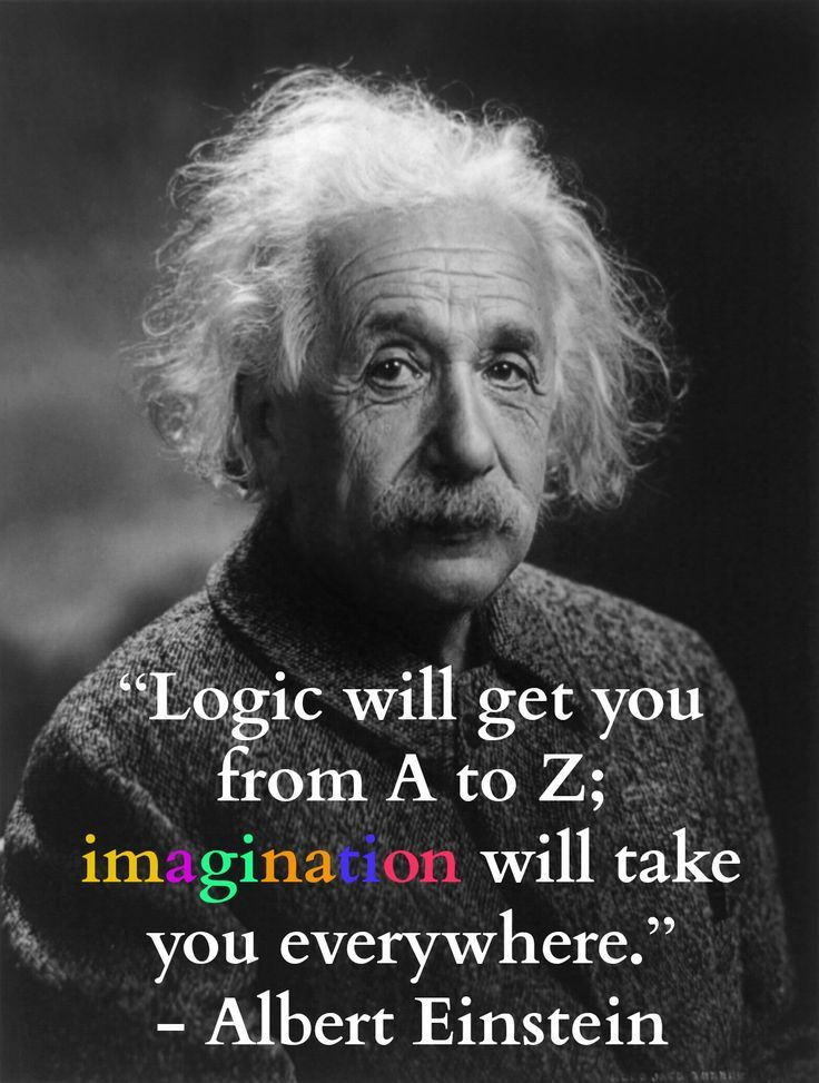 Image result for einstein if you go from a to be will take