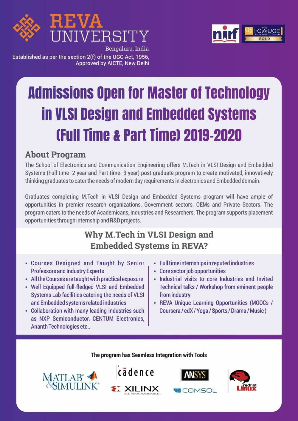 Develop Leading Edge In Depth Knowledge In The Intriguing Field Of Vlsi Design Electronic And Communication Engineering Immersive Learning Advanced Mathematics