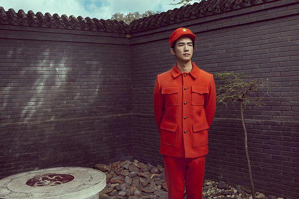 #Mao's New #Suit by Vikk Shayen