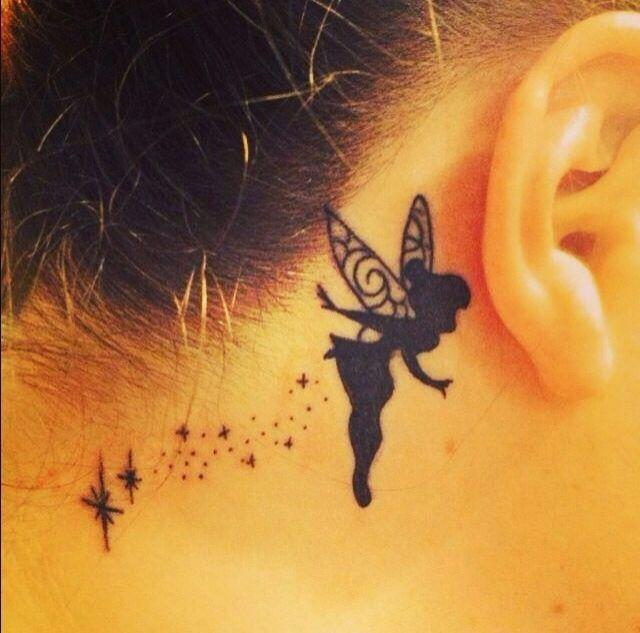 Tinkerbell tattoo | Keep it small | Cute disney tattoos ...
