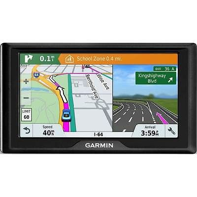 GPS Units: Garmin - Drive 61 Lm 6.1 Gps With Lifetime Map Updates - Black -> BUY IT NOW ONLY: $179.99 on eBay!