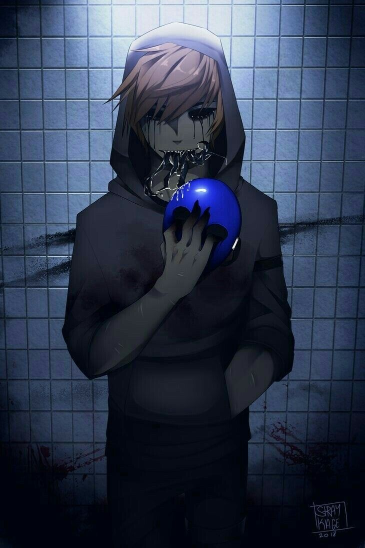 Eyeless Jack why do you do this to me