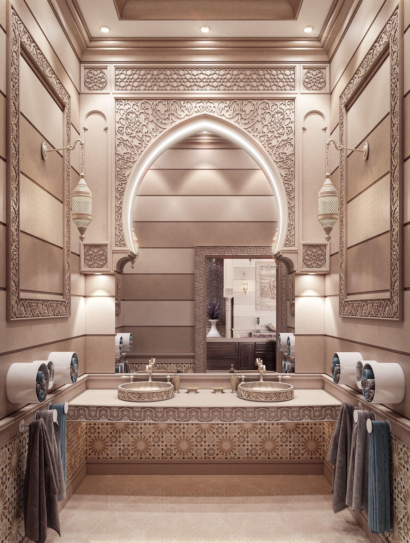 Pin by Mabrouk on البيت العربي Arab house in 2018 | Pinterest ...