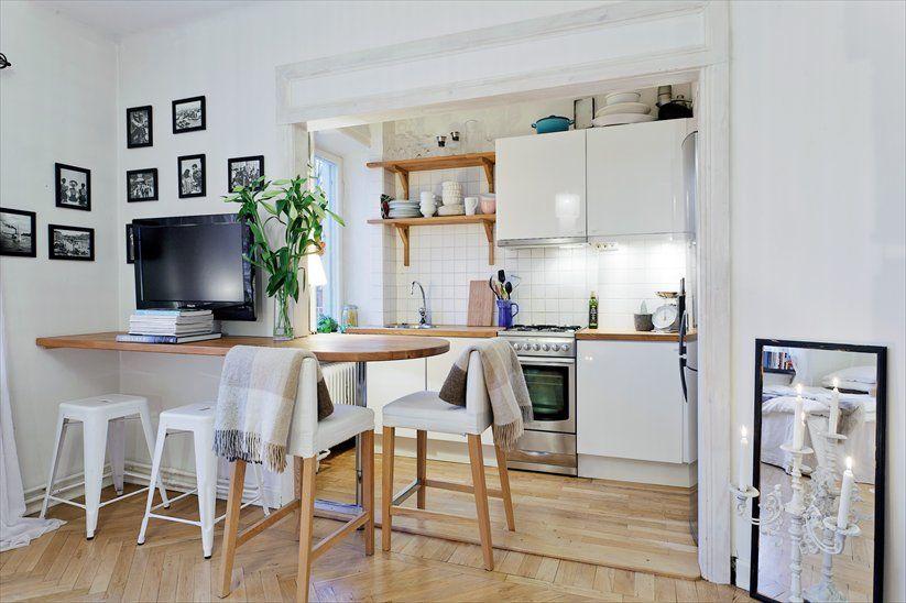28+ Small Loft Apartment Kitchen Hacks - Interiors Magazine