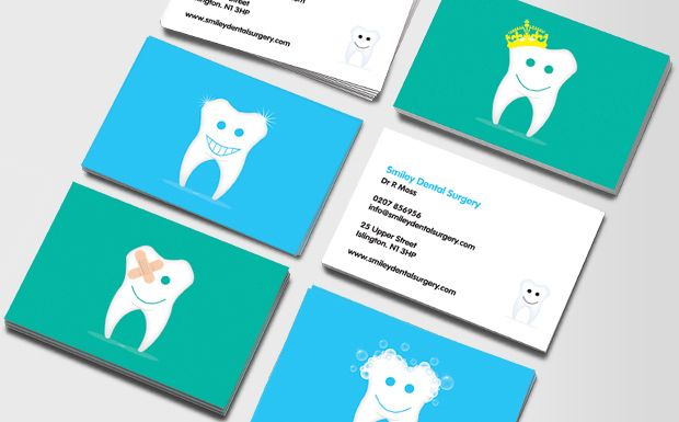 17 Best images about Dental Cards on Pinterest | Design templates ...