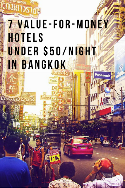 7 Value For Money Hotels Under Usd 50 Night In Bangkok
