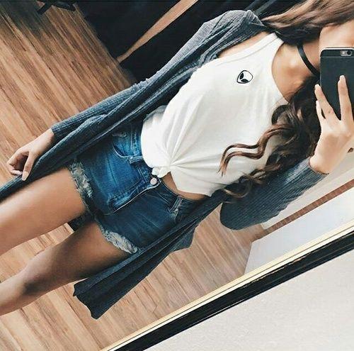 e47ba6030 15 Outfits que pondrán celosas a todas tus haters del colegio ...