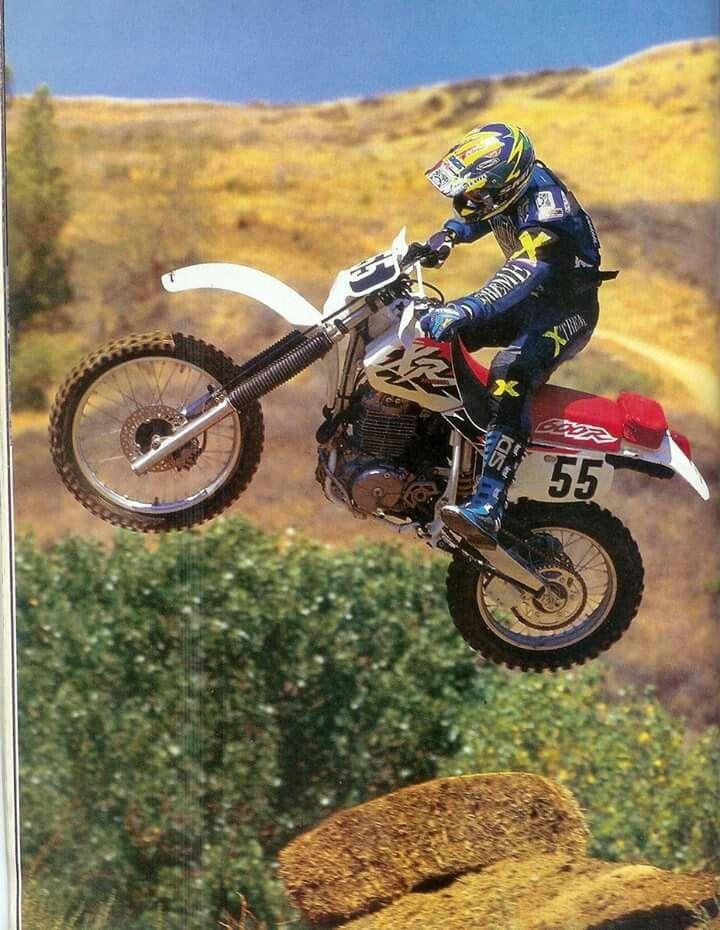 Honda XR 600R 1997