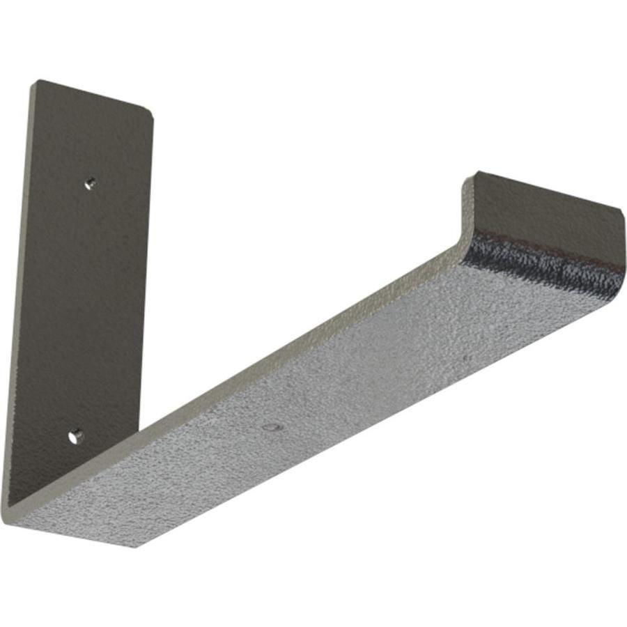 Ekena Millwork 2 In W X 12 In D X 7 In H Steel Hanging Shelf