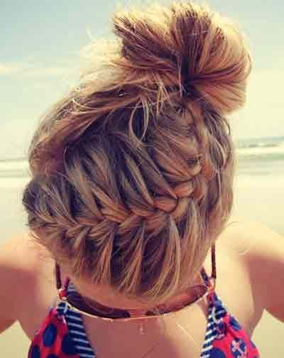 Cool Braided Hairstyles Supereasy Cool Braided Hairstyles For Long Hair  Braided