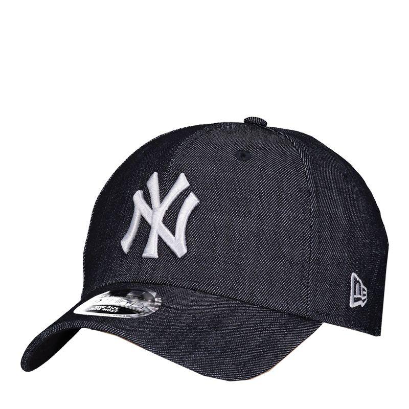 Boné New Era MLB New York Yankees 3930 Jeans Marinho Somente na FutFanatics  você compra agora 7dbbd38e523