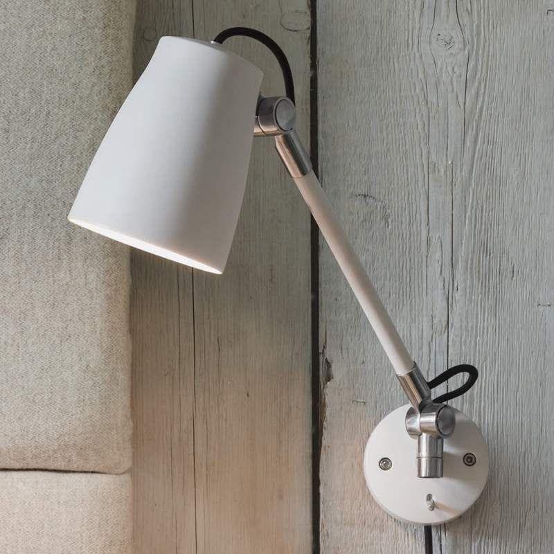 Atelier Grande Flexibele Wandlamp Met Stekker Wandlamp Muurverlichting Lampenkap
