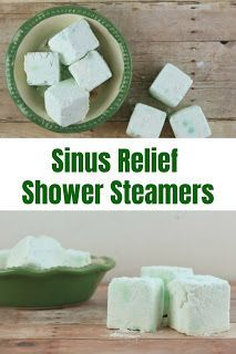 Photo of Cold and Flu Sinus Relief Shower Steamers Without Citric Acid,  #Acid #Citric #cold #diyhomer…