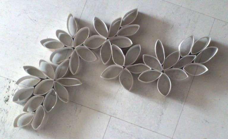 Rotoli Di Carta Igienica Riciclo : Riciclo creativo dei rotoli di carta igienica foto pourfemme