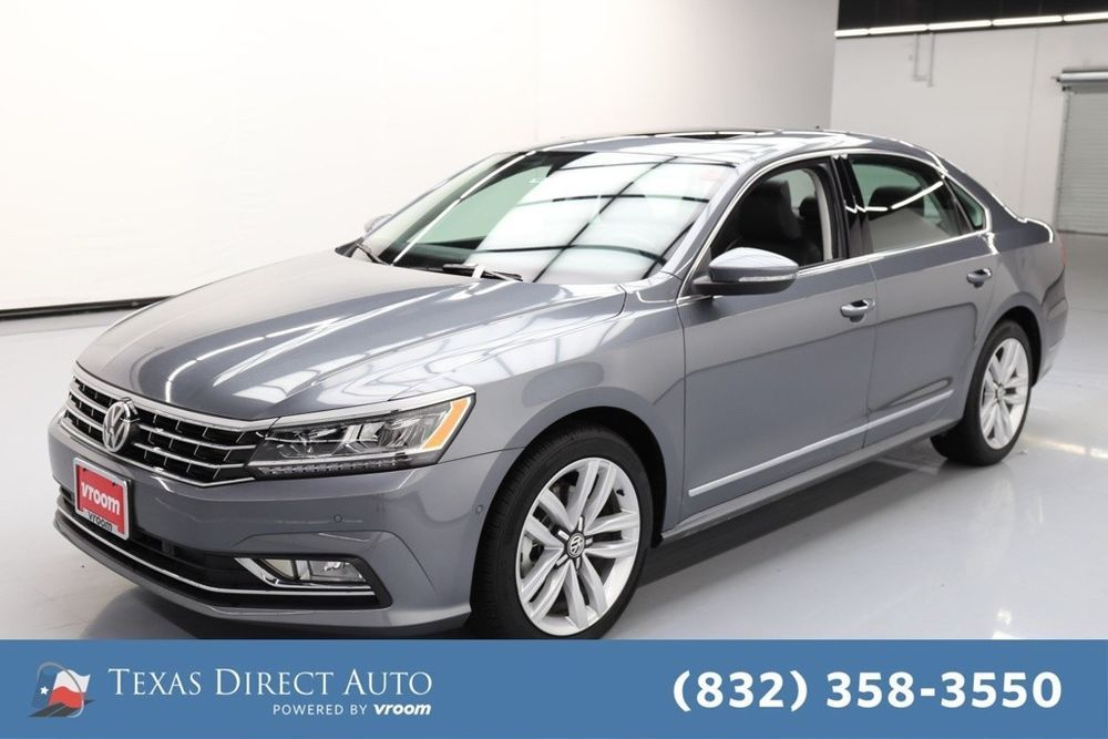 For Sale 2017 Volkswagen Passat 1.8T SEL Premium Texas