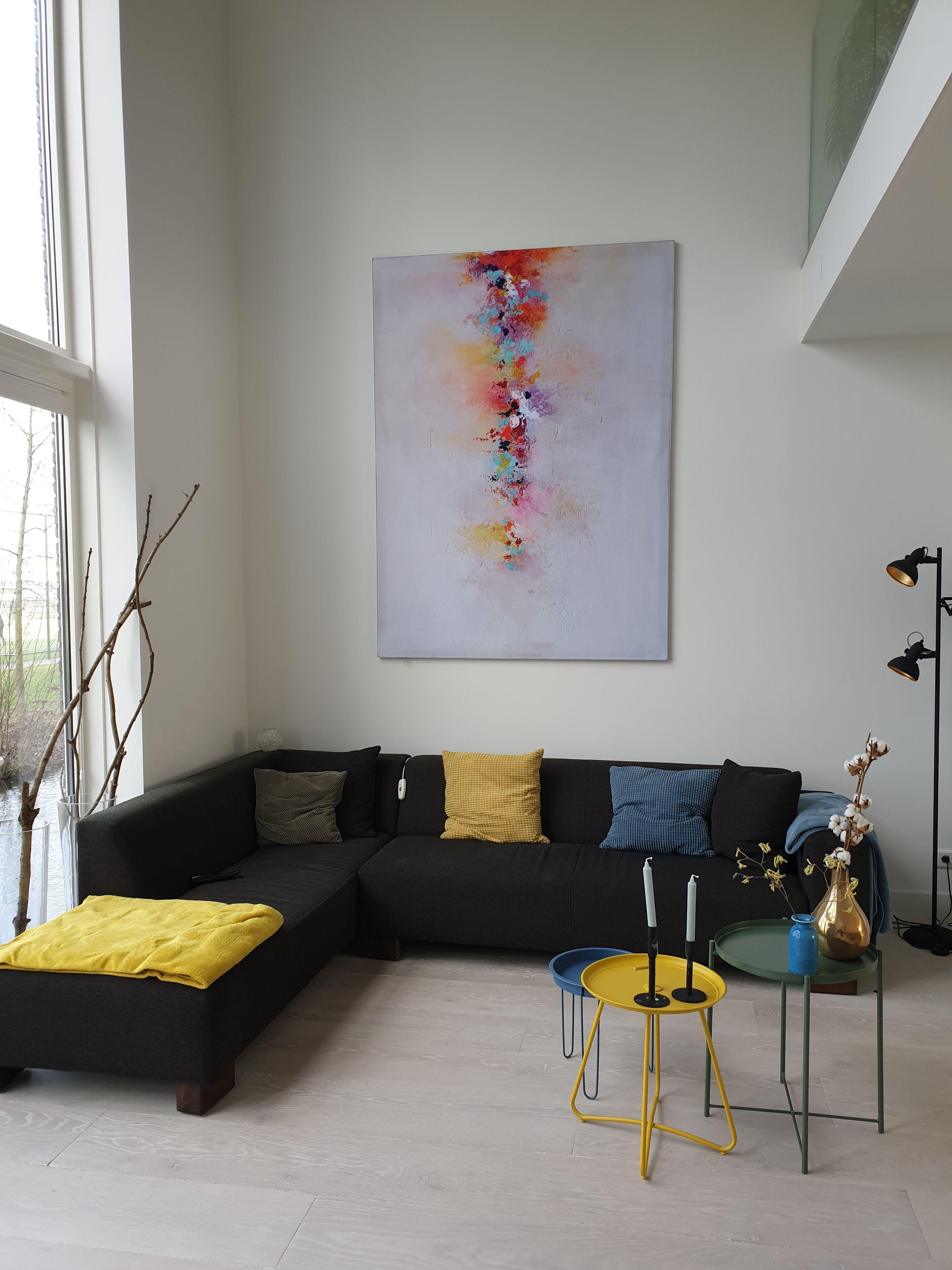 Pin Op Woonkamer Wanddecoratie I Werk Aan De Muur
