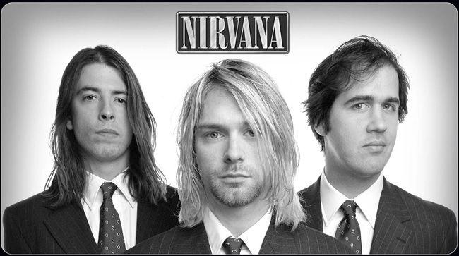rock albums nirvana - Google Search