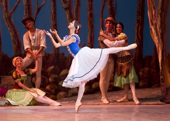 Giselle Ballet Nacional de Cuba in Havana | Ballet, Cuba