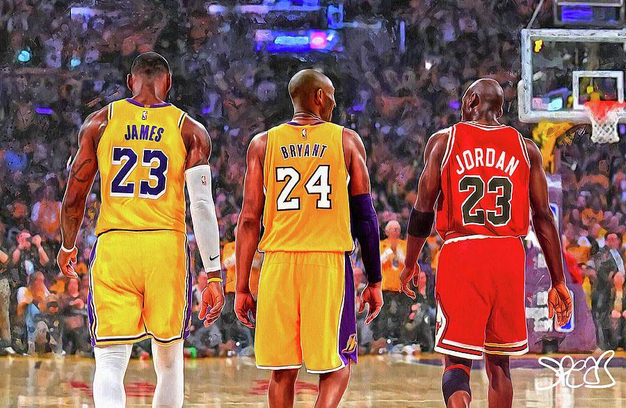 Pin By Henry Burgos On Basketball In 2020 Kobe Bryant Michael Jordan Kobe Bryant Lebron James Kobe Bryant Poster