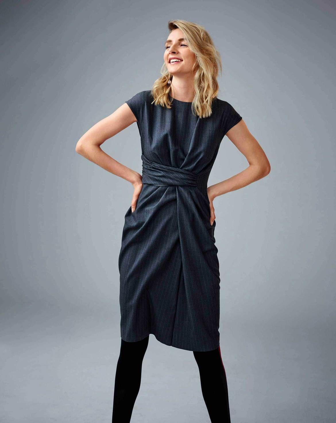 Schnittmuster abendkleid asymmetrisch – Stylische kleider für jeden tag