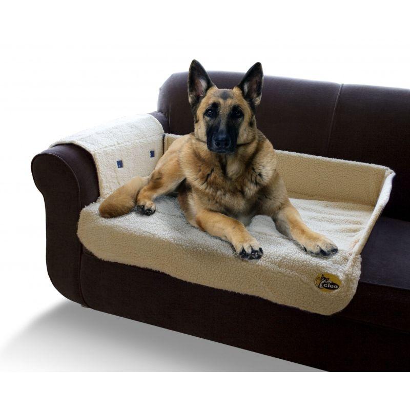 Loafer Dog Bed Large 35inch 90cm Sofa Saving Beds Uk