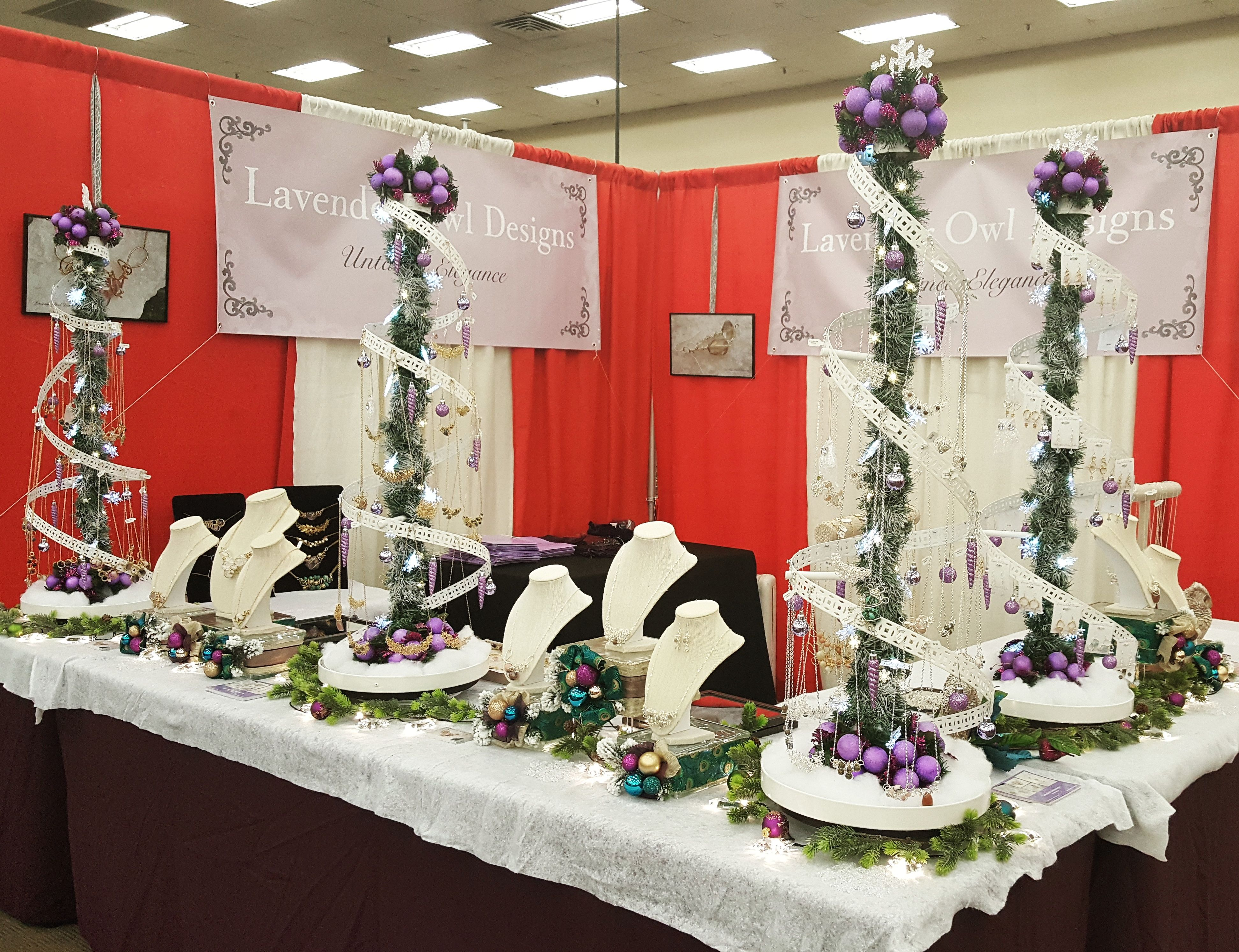colorado country christmas show my booth design - Colorado Country Christmas
