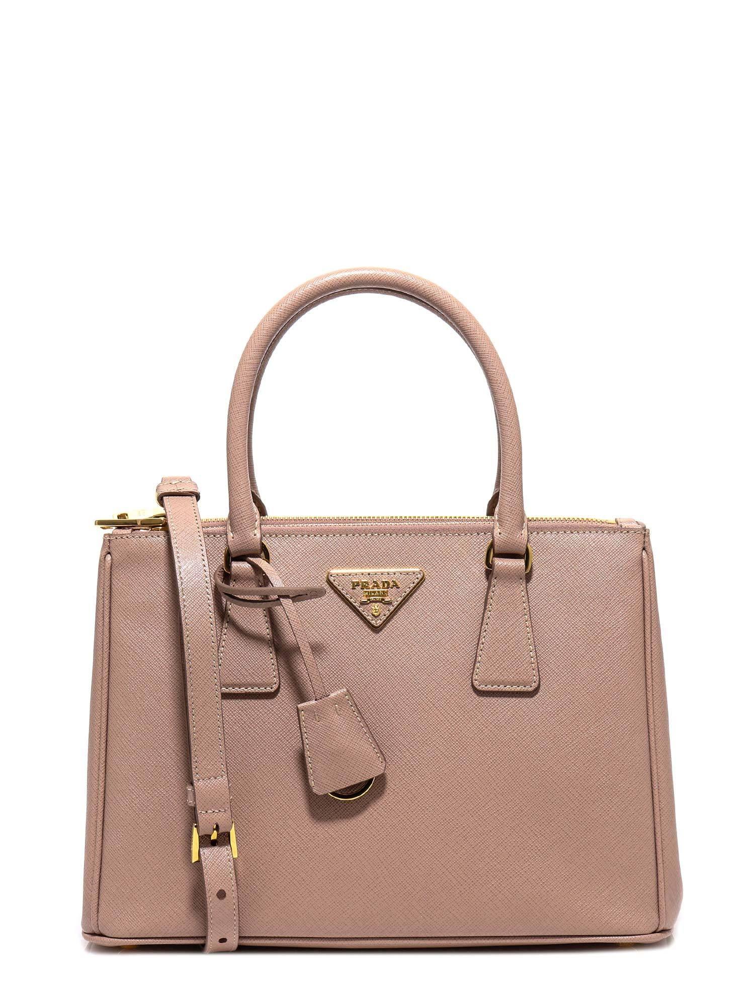 PRADA PRADA GALLERIA TOTE BAG bags bags