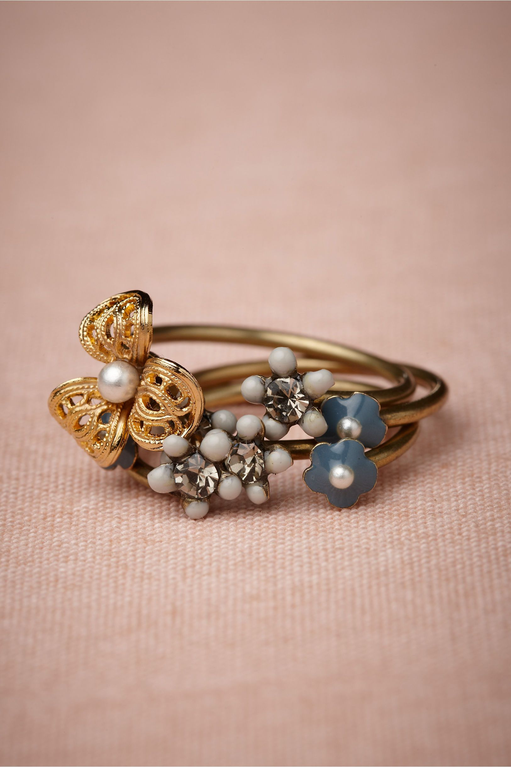 Sunny Skies Ring in SHOP Shoes & Accessories Jewelry Rings at BHLDN ...