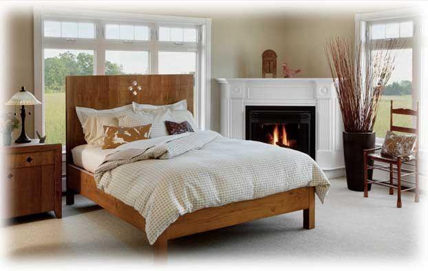 Clean Bedrooms Alluring The Sierra Bed A Clean Bedroom Exclusive  Bedroom Ideas Inspiration Design