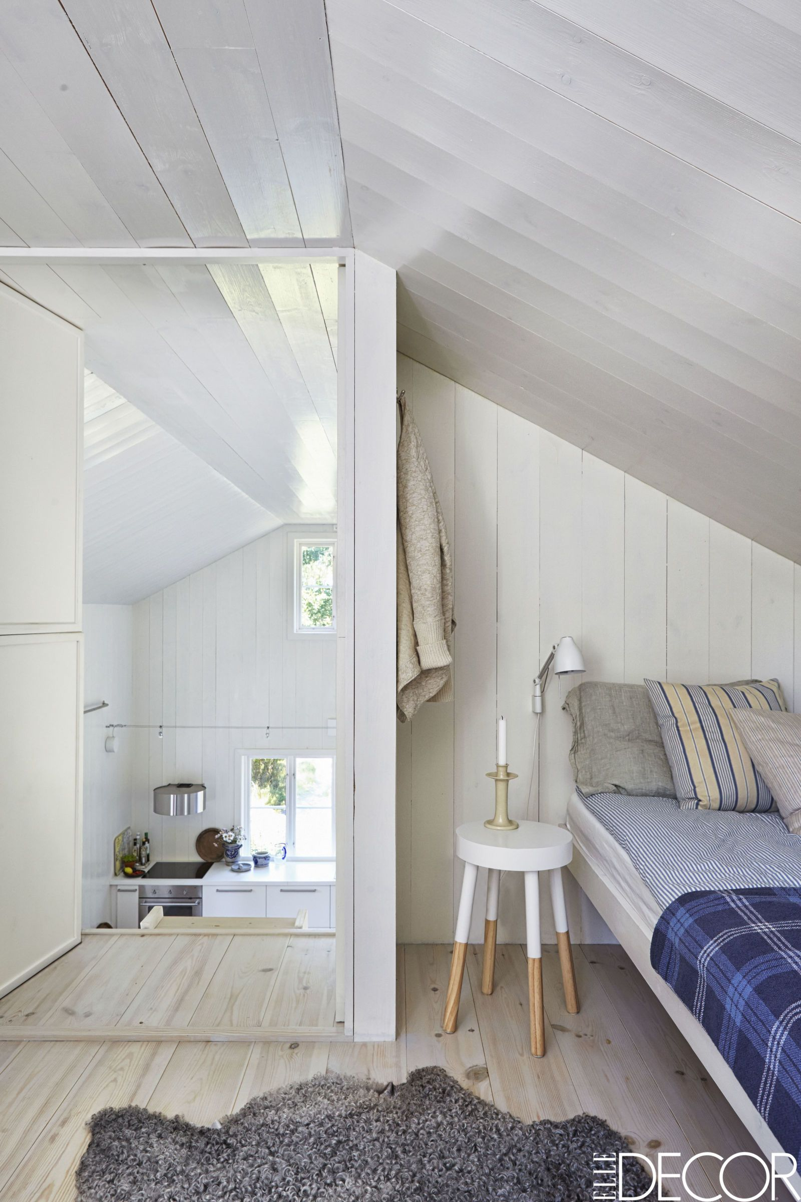 House tour a rustic and minimalist cottage is a lesson in scandinavian design