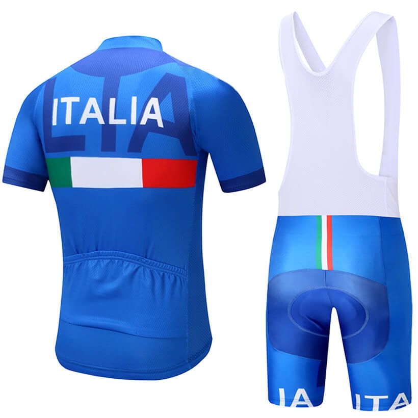 2018 Italia Team Pro Cycling Jersey Freestylecycling Com