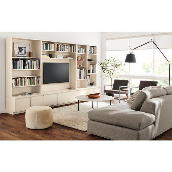 Modern Media Storage Ideas Advice Room Board