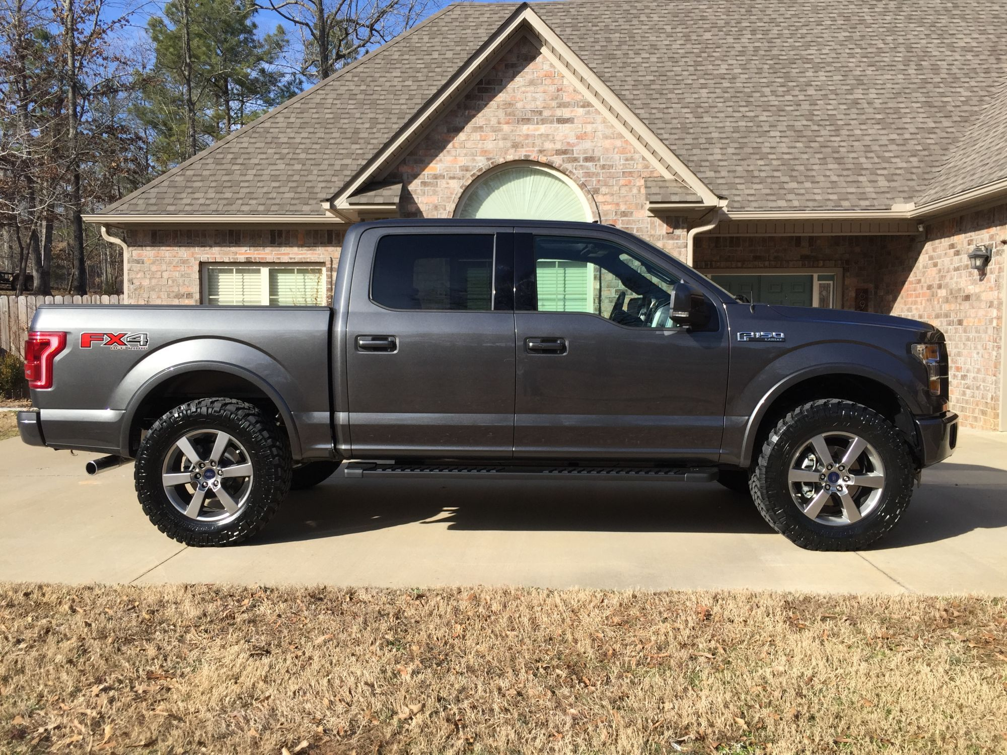 2015 ford f 150 leveling kit 2015 ford 150 26 miles gallon engine
