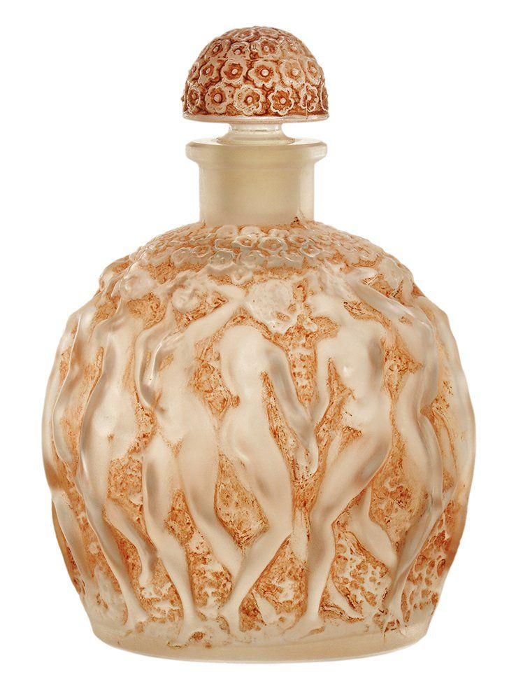 René Lalique for Molinard Calendal, French, C. 1928.