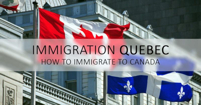Canada Quebec Immigration Consult With Xiphias Immigration In