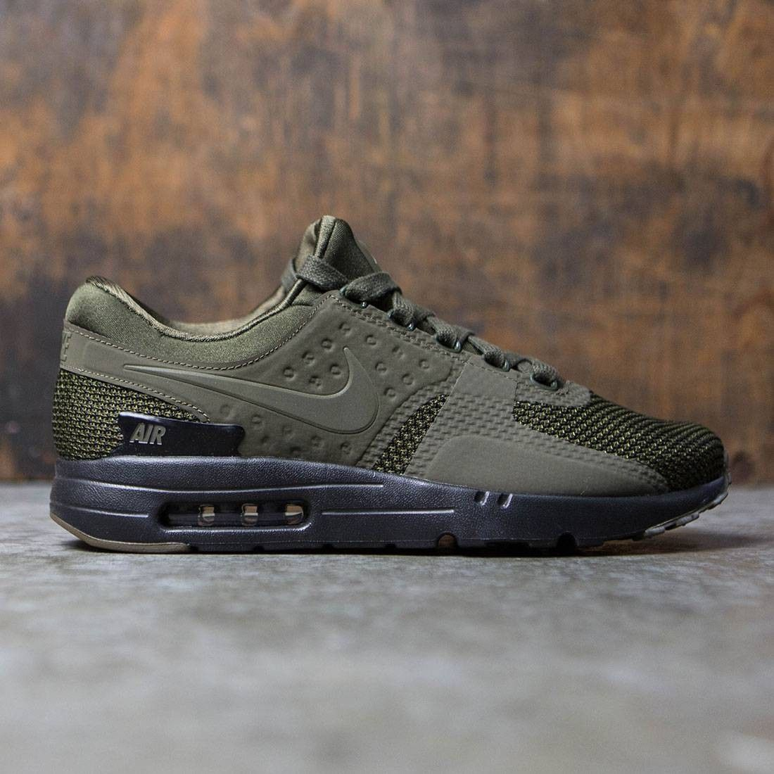 size 40 7b819 98ab8 Nike Men Air Max Zero Premium (dark loden / dark loden-black ...