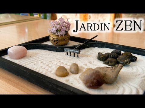 Como hacer un Jardín Zen Decora tu espacio - DecoAndCrafts - YouTube