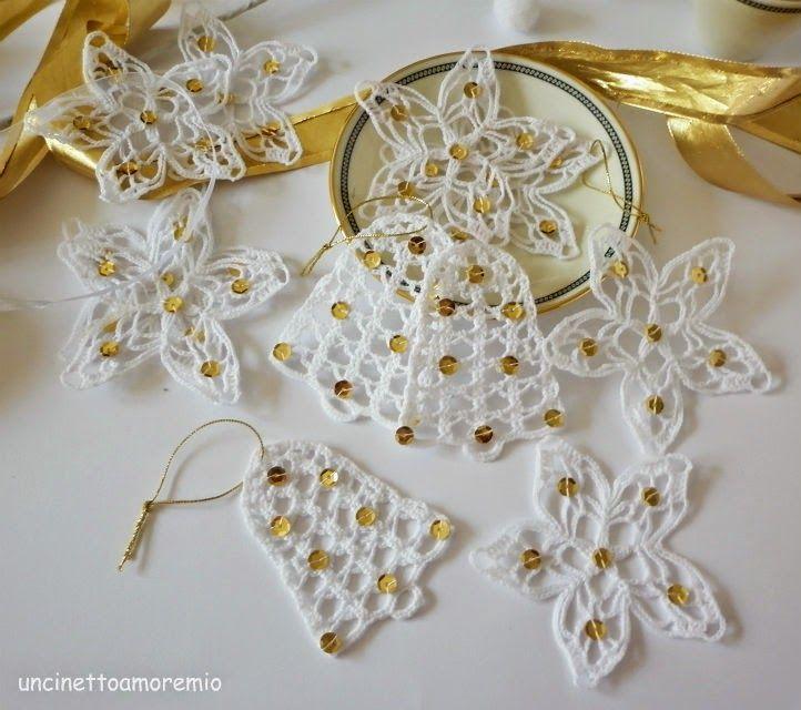 blog crochet y su mundo navidad pinterest frohe und. Black Bedroom Furniture Sets. Home Design Ideas