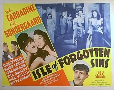 Watch Isle of Forgotten Sins Full-Movie Streaming