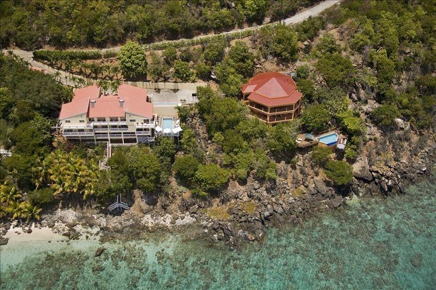 Villa Vacation Al In Magens Bay From Vrbo Travel
