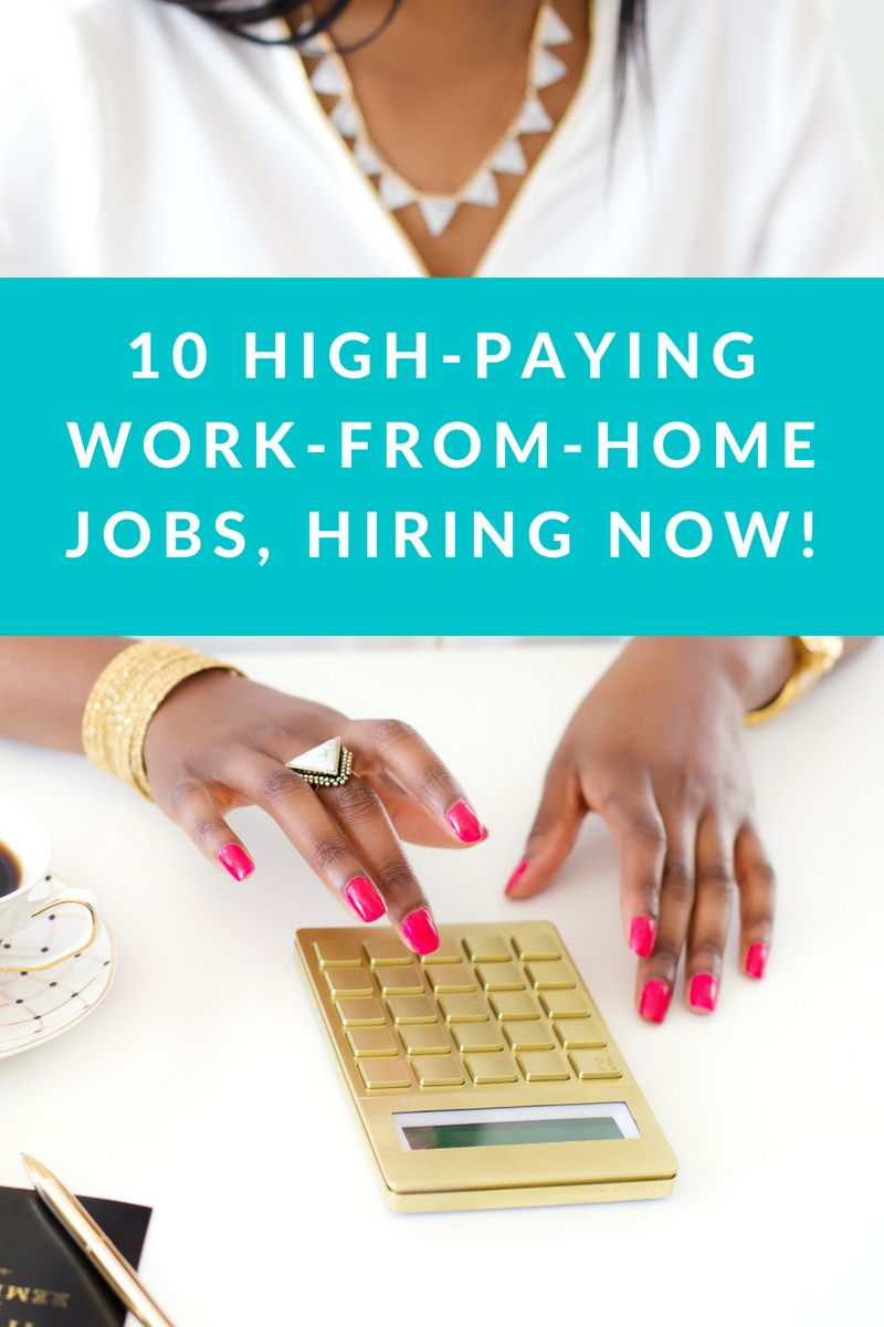 HighPaying WorkfromHome Jobs with 100K+ Salaries (With