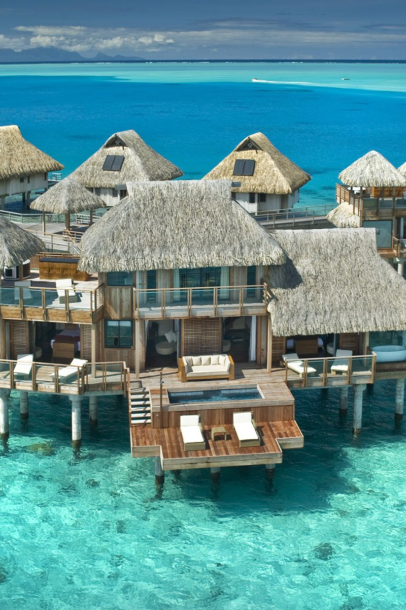 Water Villa With Plunge Pool And Sun Deck Overwater