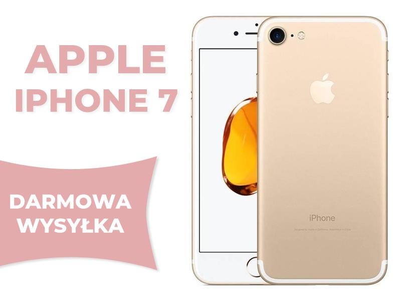 Piekny Szybki Wytrzymaly I Wodoodporny Taki Wlasnie Jest Apple Iphone 7 A Dodatkowo Kupujac Go U Nas Otrzymasz Wysylke Kuriere Iphone Apple Iphone Iphone 7