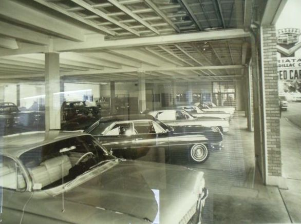 Cadillac Dealership San Antonio >> Pin On At The Cadillac Lofts