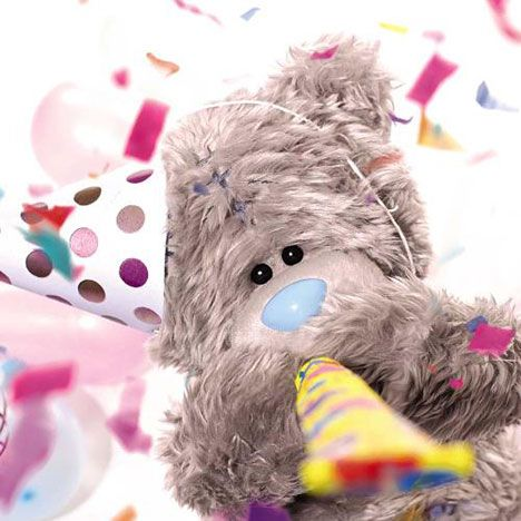 3D Holographic Me to You Bear Birthday Card – Me to You Birthday Card